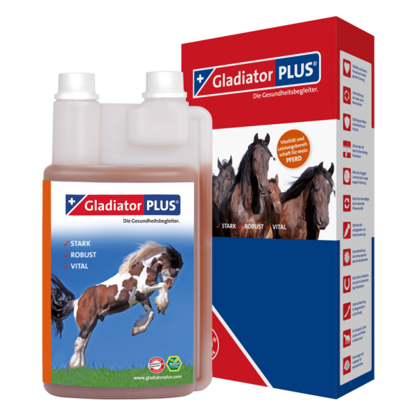 GladiatorPLUS PFerd 1.000ml
