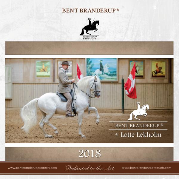 Bent Branderup® by Lotte Lekholm Kalender 2018